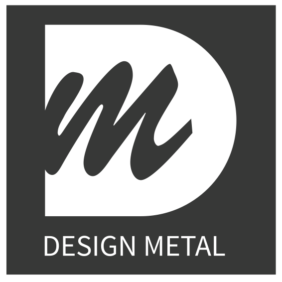Logo Design Metal