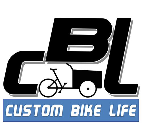 logo mini 2018 CUSTOM BIKE life